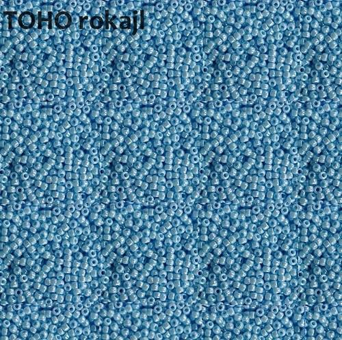 TOHO 11/0 -  Op. Lustr. Pale Blue