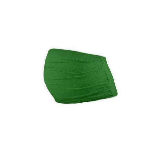 Těhotenský pás tmavě zelený