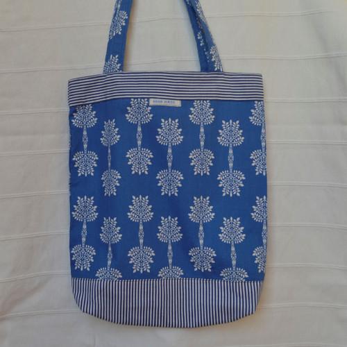 Letní nebesky modrá taška