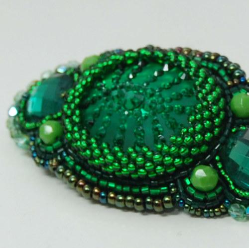 Green ... spona