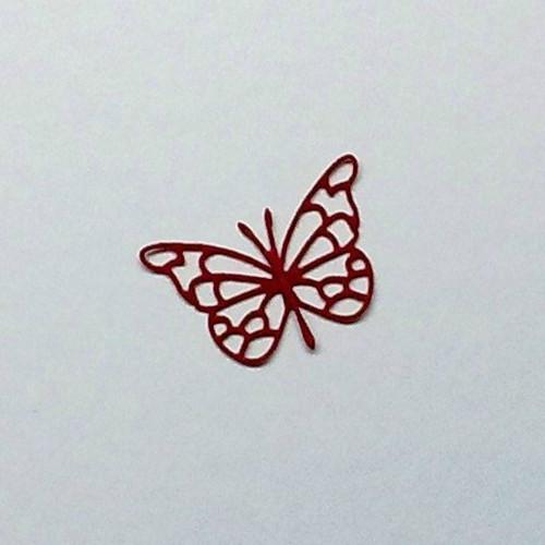 Motýlek   (filc-plsť)