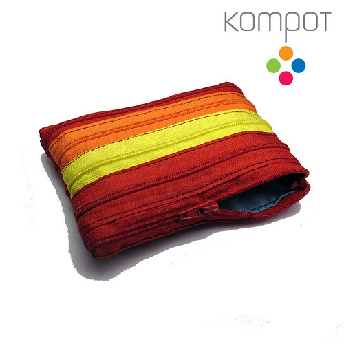 TAŠTIČKA - červená, žlutá, oranžová