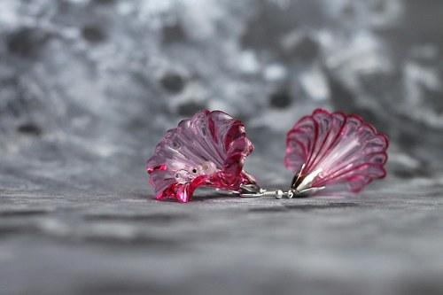 Zvonečky - tm.růžové