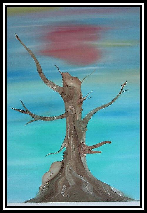 Spící strom