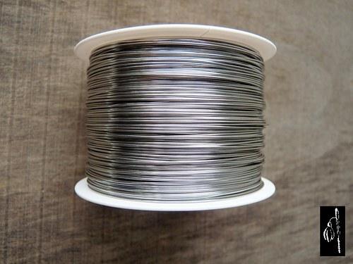 Osteo drát polotvrdý, 0,7 - 5 m