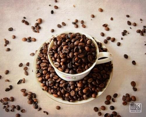 Coffee, autorská fotografie