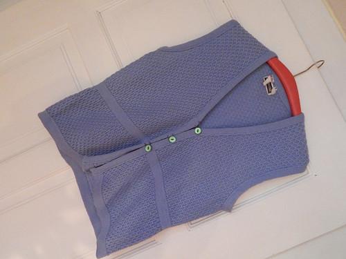 Úpletová vesta dámská