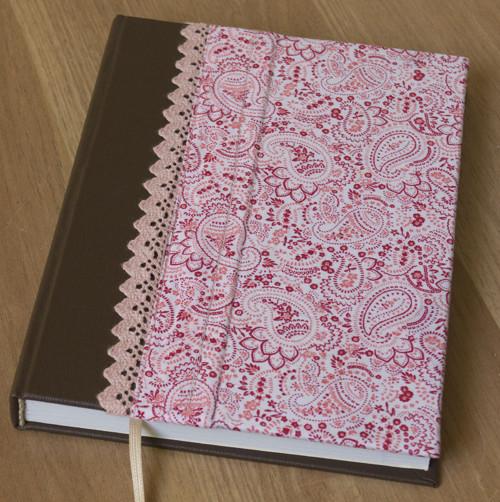 """Zápisník \""""Paisley\"""""""