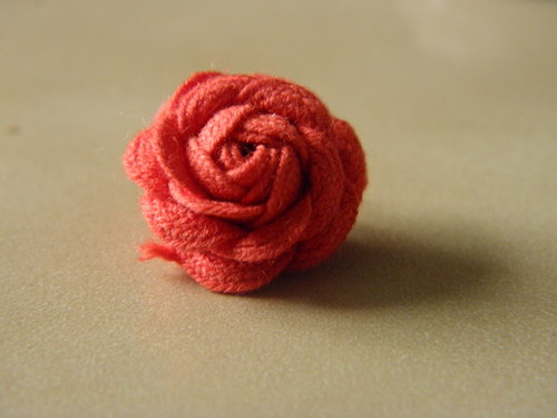Vášnivá růžička