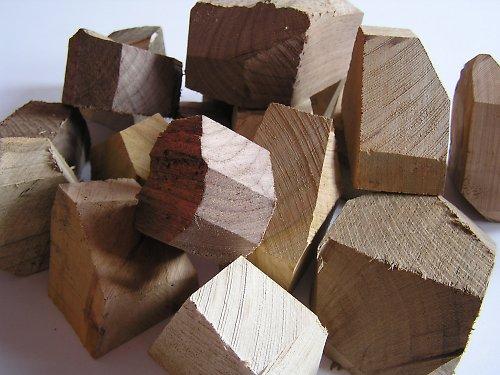 Polotovar pro dřevěné kameny - pro šikovné ru