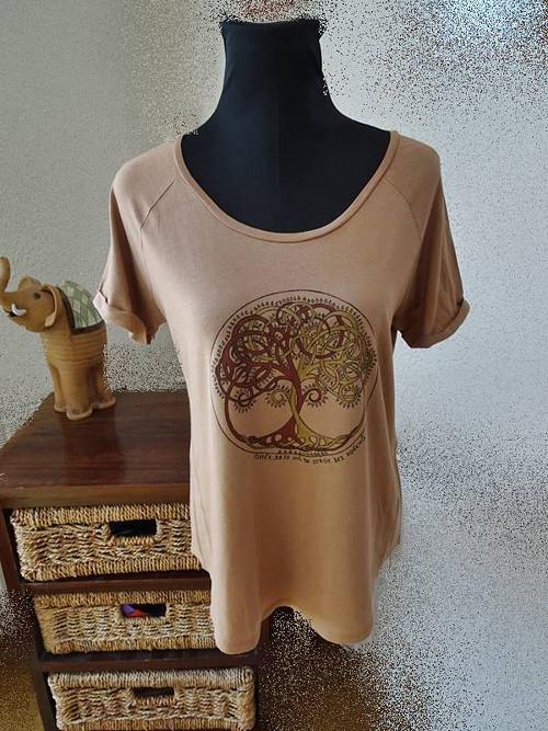 Renata -  tričko - vel. M/L