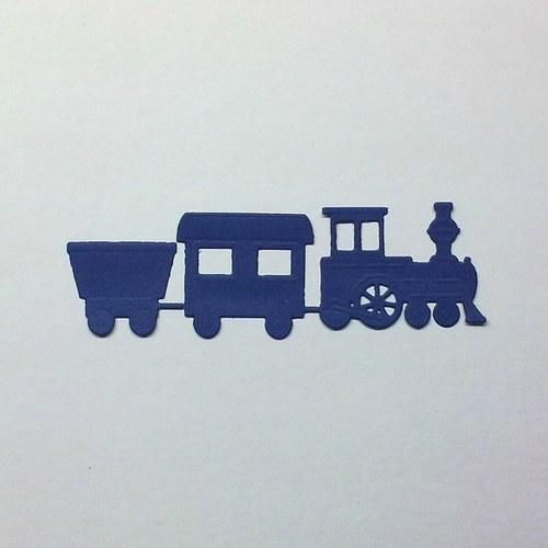 Výsek - Vlaková souprava - 3ks