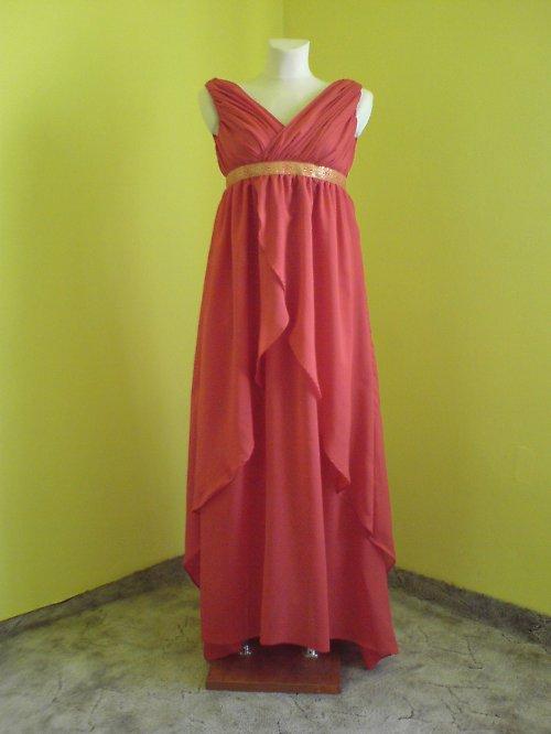 Empírové šaty - Chemise