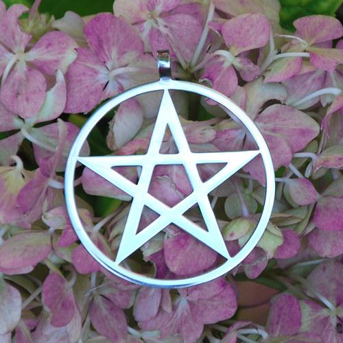 Pentagram - přívěsek