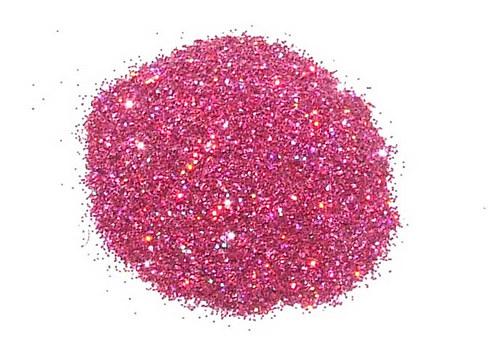 Třpytivý prach fuchsiově červený multicolor#7  4gr