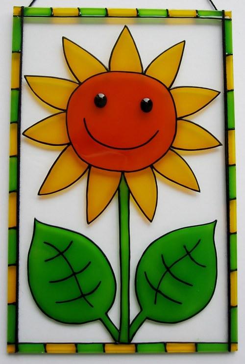 slunečnice - velká