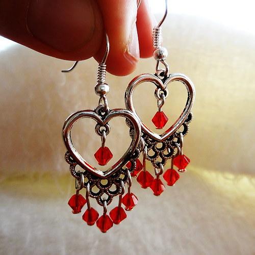 Flamenkové srdce