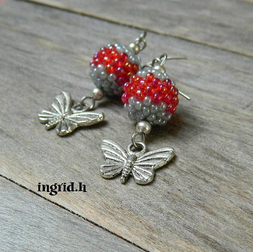 Obšívaní motýlci