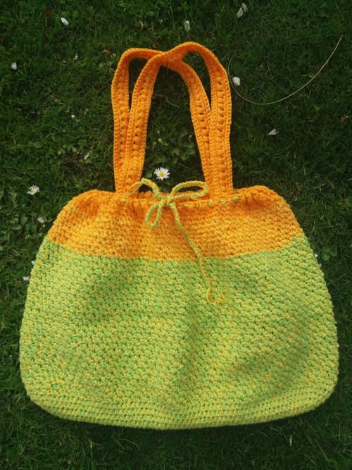 Letní bavlněná taška