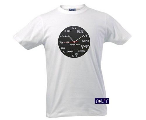Hodinové tričko