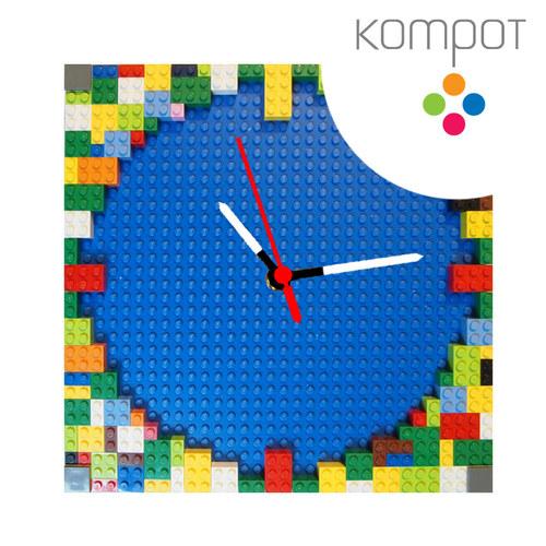 LEGO HODINY, modré