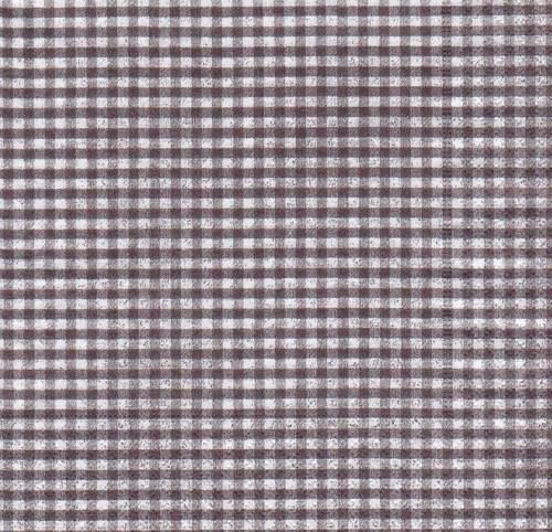 Ubrousek - čtverečky šedé