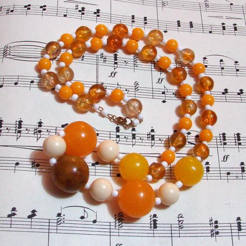 Soukromá sbírka sluncí - náhrdelník