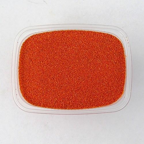 Oranžový písek 500 g