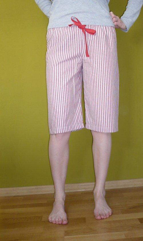 Kalhoty na doma