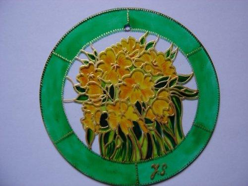 Ornament Jarní květy