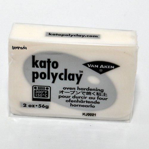 Kato Polyclay / profi polymerová hmota / Průhled