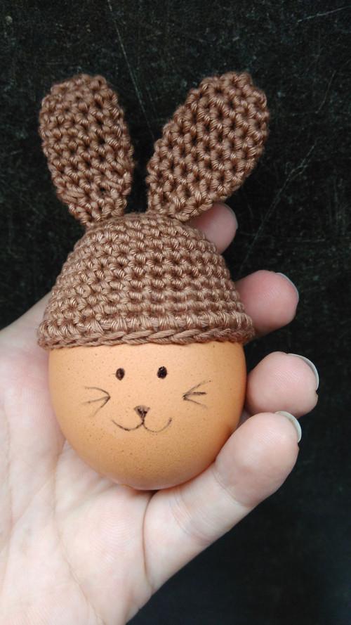Králík na vejce