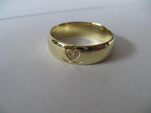snubní prsteny M6