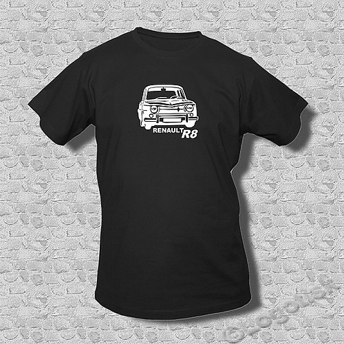 Tričko pro fandy Renault R8