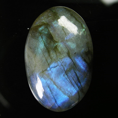 Labradorit, Afrika, 28,06 ct., 29,4x19,2x6,0 mm