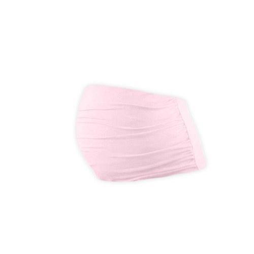 Těhotenský pás světle růžový