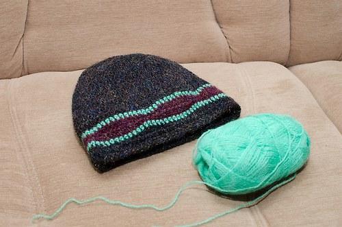 Čepice do chladných dní
