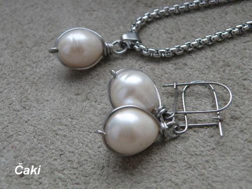 Tři kapky z říčních perlí-2.verze
