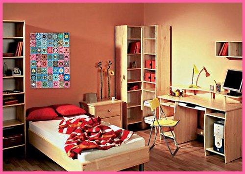Plakát: Dívčí pokojíček