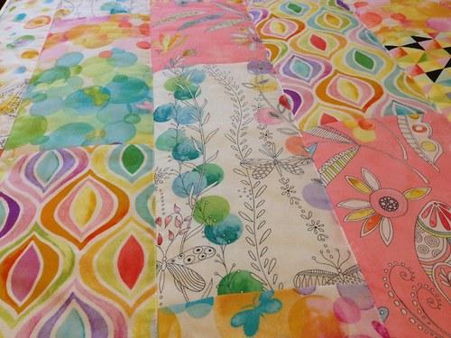 Mozaiková deka