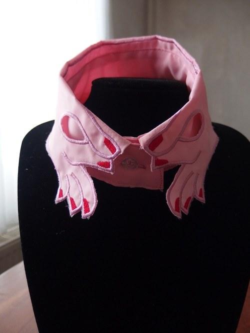 Atypický límeček-růžový