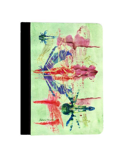 Vážky - iPad Mini Obal Koženka
