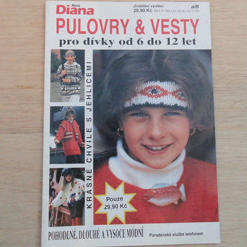 Pulovry & Vesty