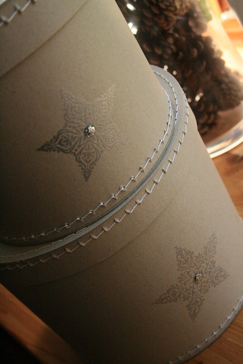 Ve stříbře..... dvě hvězdné krabice