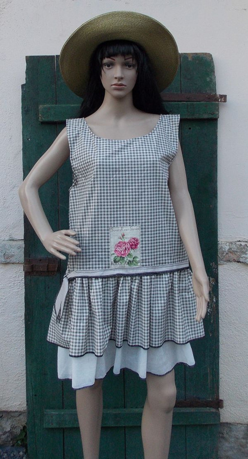 Šaty tunika- SLEVA  799.-Kč(pův.1100.-)