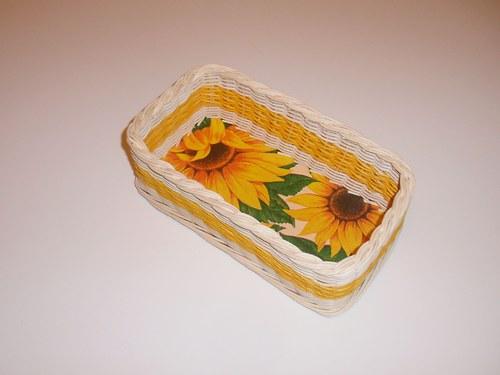 Krabička Slunečnice