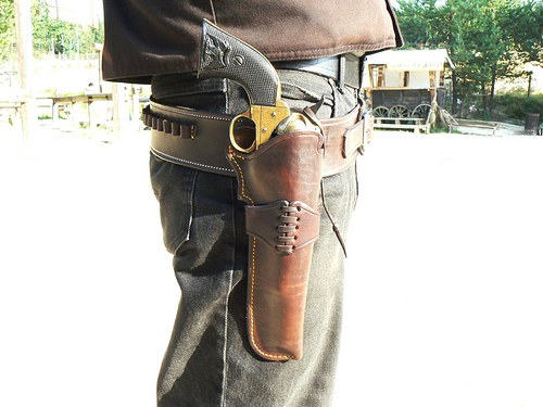 Holster - Old West