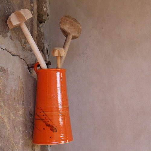 závěsný vařečkovník Véna - Oranžáda