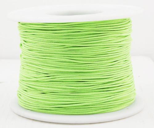 20m 65 22yrd Zelené Nylon Kabel Makramé Vlákno Nav