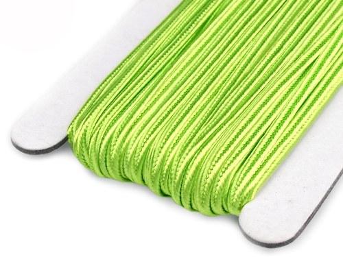 Sutaška šíře 3mm barevná - 1m